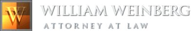 Logo of William Weinberg , Attorney At Law